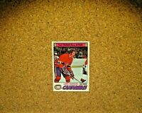 1977-78 Topps Hockey #30 Larry Robinson (Montreal Canadiens) AS1