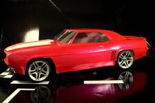 Absima 2410007 1:10 US Classic Body No.2 (Camaro) Karosserie klar Vintage Body