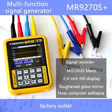MR9270S+ 4-20mA Signal Generator Calibration Current Voltage Thermocouple
