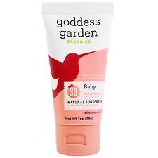 Goddess Garden, Organics, Baby, Naturale Crema Solare, SPF 30, 1 OZ