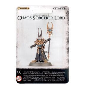 Warhammer AOS Slaves of Darkness: CHAOS SORCERER LORD • NIB 83-33