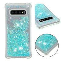 Dynamic Glitter Quicksand Phone Case Cover For Samsung S6 S7 S8 S9 S10 Note10