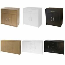 Modern Sideboards, Buffets and Trolleys with Flat Pack