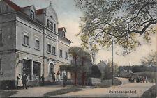 AK Dürrhennersdorf / Görlitz Tante Emma Laden Postkarte 1944