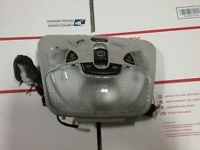 MERCEDES BENZ CLK320 W209 FRONT OVERHEAD CONSOLE DOME LIGHT GREY A2098201401