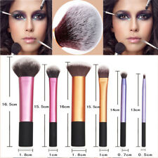 6pcs New Technique Make up Brushes Core Collection/Travel Essential/Starter Set