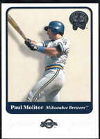 2001 Fleer Greats of the Game Baseball - Pick A Player