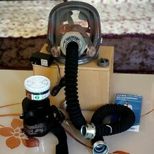 Battery Supplied Air fed mask advanced Paint Spray Respirator protection System