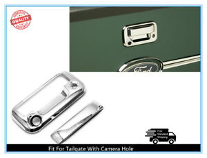 FOR Ford Explorer Sport Trac / Lincoln Mark LT Chrome Tailgate Handle Cover