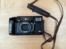 """RETRO VINTAGE """"CHINON"""" TELE-WIDE AUTOGLX TELE DATE 35mm Camera"""