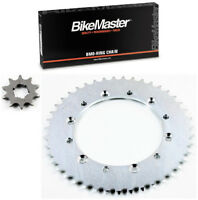JT 520 O-Ring Chain 10-43 T Sprocket Kit 70-2082 For Kawasaki KDX200 KLX250