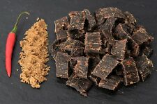 Beef JERKY - 1kg - Sweet CHILLI Flavour