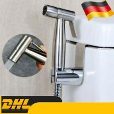 Edelstahl Hand Bidet Sprayer Dusche Dusche Adapter Schlauch Kit