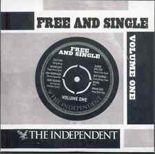 FREE & SINGLE VOL 1 - PROMO CD: IGGY POP, BRIAN ENO, MORRISSEY, GARY NUMAN ETC