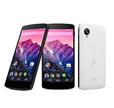 LG D820 Nexus 5 16GB 4G LTE 8.0MP Desbloqueado Android GPS WIFI Teléfono inteligente-Blanco