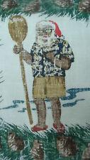 Mele Kalikimaka Reyn Spooner Limited Issue Hawaiian Santa Ugly Christmas Shirt