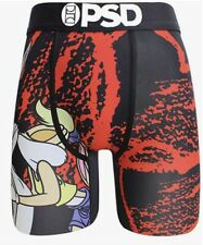 Brand New Men's PSD Space Jam Bugs And Lola Lonely Toon Boxer Briefs Small $25