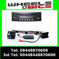 Connecte 2 CTVPGX011 PEUGEOT 207, 407, 307, 607, 807 Adaptateur d'interface AUX