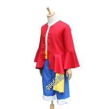 ONE PIECE Monkey D Luffy 2 years later cosplay Sea poacher Cosplay Costume