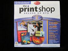 Print Shop v. 20 Upgrade Gentley Used