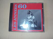 CD  LES ANNEES 60 compilation