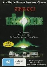 THE TOMMYKNOCKERS the complete mini series. Stephen King. Region free. New DVD