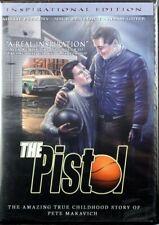 The Pistol NEW Christian DVD Pete Maravich Basketball Inspirational Edition