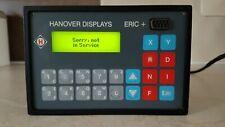Hanover ERIC E400F Destination Display Controller LED Flip Dot Bus Coach RS232