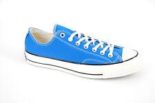 Converse Unisex Chuck Taylor Shoes RRP £59 Blue Size UK 10.5 BCF511