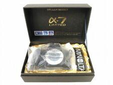 【Unused  Boxed Rare】Limited Minolta α7  Maxxum Dynax 35mm Film Camera Japan#247