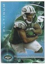 2015 Topps Platinum Football #99 Brandon Marshall New York Jets