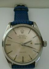VINTAGE GENTS 1965 ROLEX Air-King AUTOMATIC PRECISION REF 1002 FULL SIZE W/W