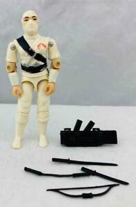 Vintage Hasbro GI Joe 1984 V1 Storm Shadow Figure Complete