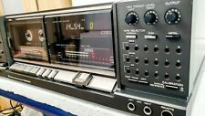 Teac Z-5000 Master Cassette Deck With Original Manual & Remote Serviced Stunning