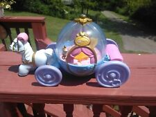 Mattel Little People Disney Princess Cinderella Coach Carriage Lights Up 2012