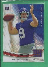 *2013 Topps Platinum Rookie RYAN NASSIB  X fractor no.111 chargers