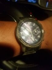GUESS stainless steel Wrist Watch for Men