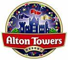 ALTON TOWERS TICKET(S) - WEDNESDAY 3RD NOVEMBER 2021