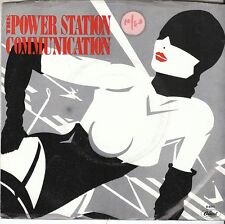 Power Station-Robert Palmer-80s ROCK 45+COVER-Capitol 5511-The Communication