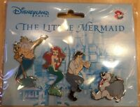 PIN'S Disneyland Paris BOOSTER PETITE SIRENE / Little Mermaid OE