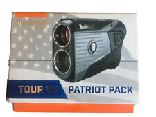 Bushnell Tour V5 Golf Laser Rangefinder Patriot Pack | BRAND NEW
