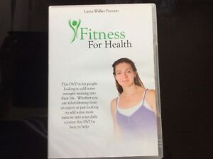 30min Seated Exercise DVD & Red Light Resistance Band By Chartered Practitioner