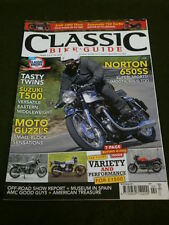 CBG - CLASSIC BIKE GUIDE - NORTON 650SS - FEB 2013