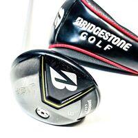 Bridgestone J15F 3-Wood. 15 Deg, Extra Stiff - Very Good Cond, Free Post # 7643
