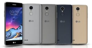 "LG K8 (2017) Unlocked 16GB 5"" 13MP Camera SIM-Free Smartphone BOX PACK"