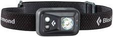 Black Diamond Spot Headlamp S16 Head Torch Matte Black 200 Lumen