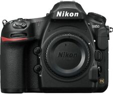 Nikon D850 FX-Format Digital SLR Camera Body with dual charger and extra batteri