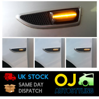 VAUXHALL DYNAMIC SIDE INDICATOR LED REPEATER CORSA D E ASTRA H ADAM INSIGNIA A