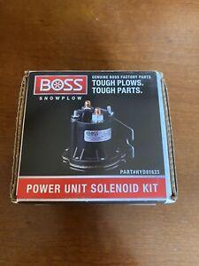 Original Boss SNOW PLOW ELECTRIC SOLENOID  HYD01633
