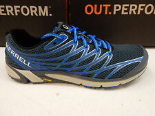 MERRELL MENS SNEAKERS BARE ACCESS 4 DARK SLATE SIZE 8.5